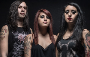 Alexia Rodriguez of Eyes Set To Kill