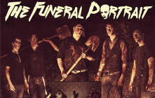 The Funeral Portrait Premiere New Song/Lyric Video