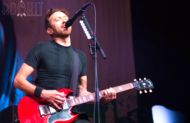 RISE AGAINST IN ST. LOUIS