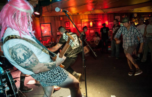 The Mormon Trannys and more at The Sandy Hut in Portland, OR on 05-Sep-2014