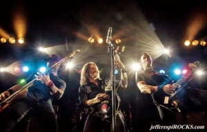 Alter Bridge in Detroit, MI and Sayreville, NJ