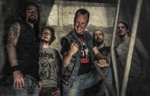 Dillon Still from German thrash band Dissorted