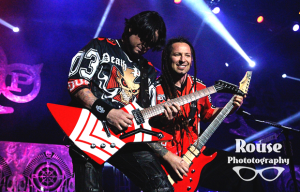 Five Finger Death Punch at War Memoral Coliseum in Fort Wayne, IN on 07-Oct-2014