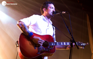 Frank Turner and the Sleeping Souls at Hartlepool Borough Hall in Hartlepool, UK on 24-SEP-2014