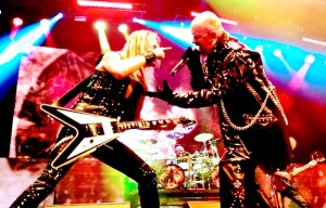 Judas Priest at the Barclays Center in Brooklyn, NY on 09-Oct-2014