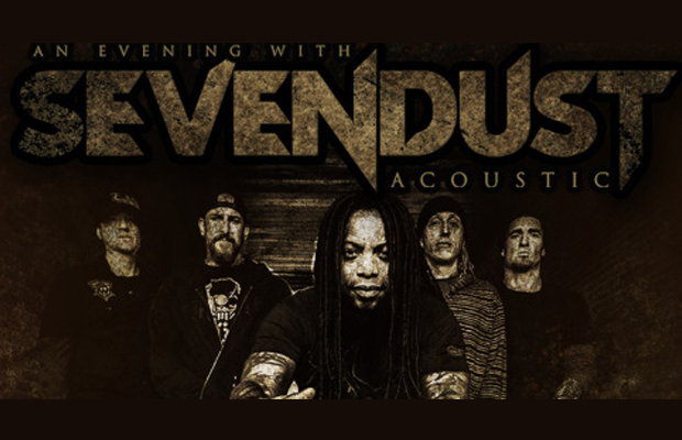 Sevendust Announce Final Leg of Acoustic Tour
