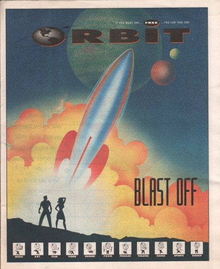 Orbit Cover