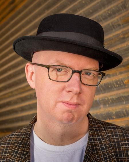 Rob St. Mary - Author of Re-Entry: The Orbit Magazine Anthology