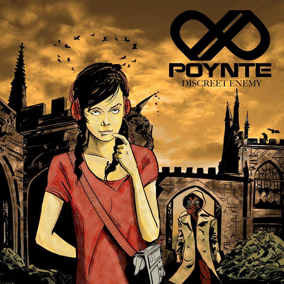 Poynte's debut LP Discreet Enemy