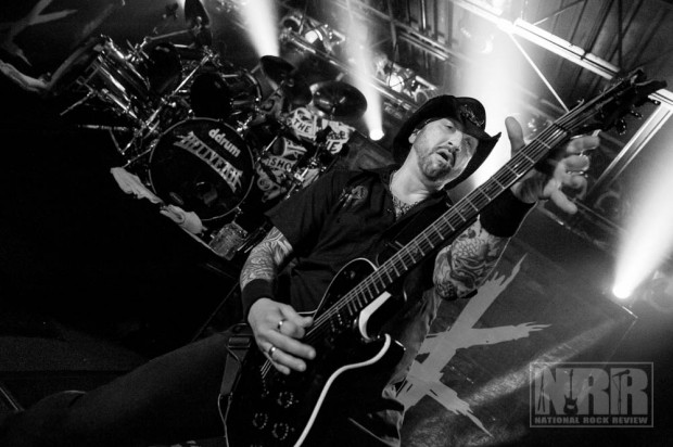 Hellyeah at the Machine Shop in Flint, MI on 24-Feb-2015