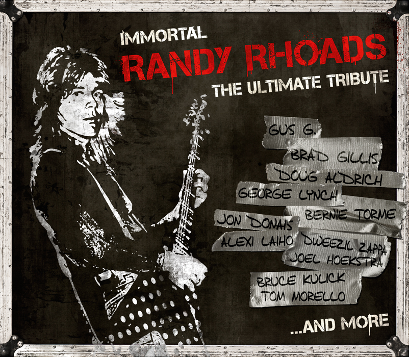 Header-ImmortalRandyRhoadsTheUltimateTribute-AlbumArt