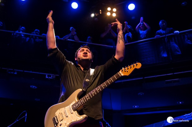 King King at The Sage in Gateshead, UK on 19-Mar-2015