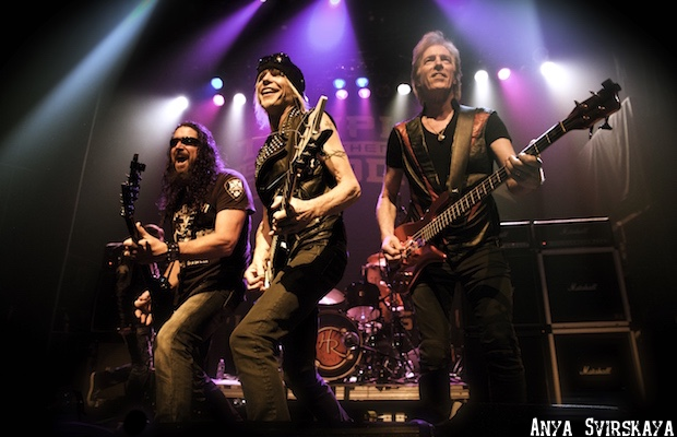 Michael Schenker at Gramercy Theatre in NYC