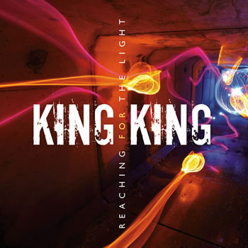 KingKing-ReachingForTheLight-AlbumArtwork