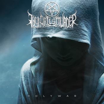 Thy Art Is Muder-HolyWar-AlbumArt