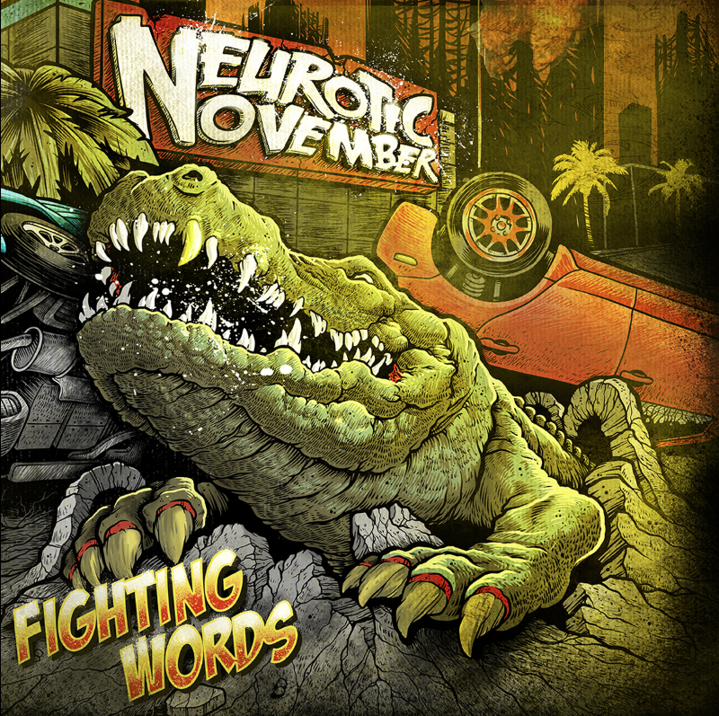 Header-FightingWords-NeuroticNovember-AlbumArt