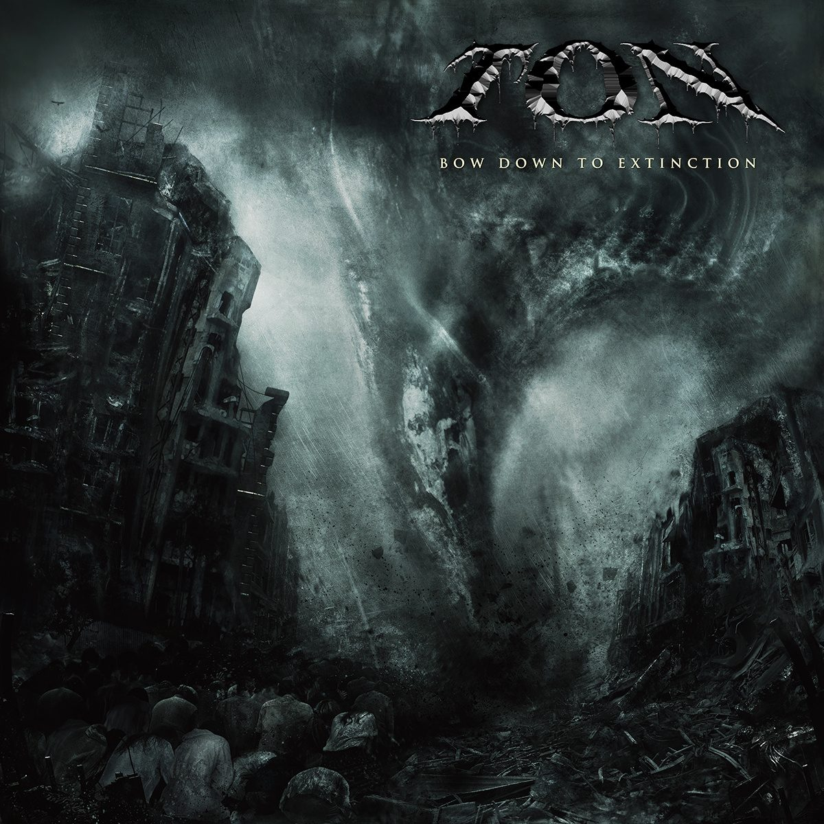 Header-BowDownToExtinction-Ton-AlbumArt