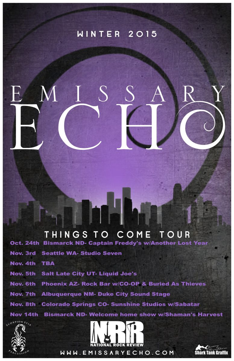 Emissary Echo Date