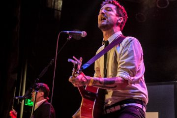 Frank Turner at the House of Blues, Anaheim