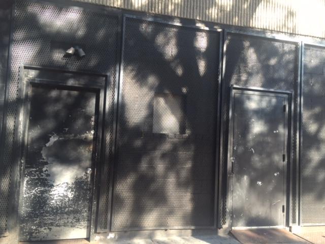 Behind the Black Door