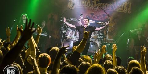 Blind Guardian plays Chicago