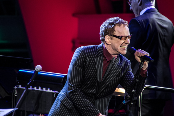 danny elfman performs the nightmare before christmas at the hollywood bowl on 31 oct 2015 - Danny Elfman Nightmare Before Christmas Overture