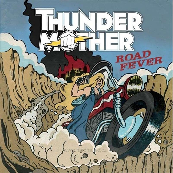 Thundermother-RoadFever-AlbumArtwork