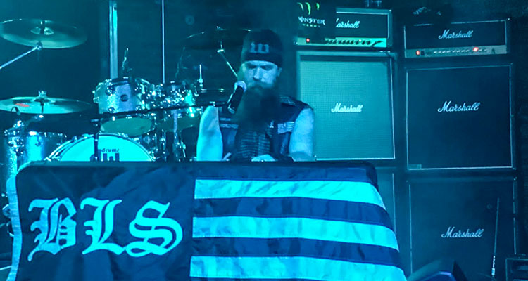 Zakk Wylde at Dimebash 2016