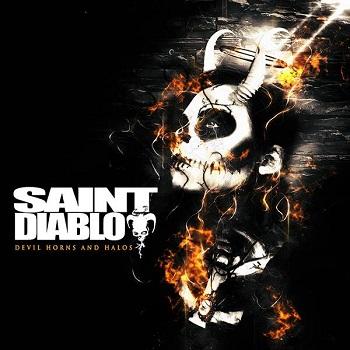 SaintDiablo-DevilHorns&Halos-AlbumArt