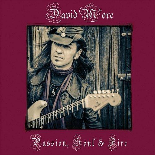 DavidMore-PassionSoulAndFire-AlbumArtwork