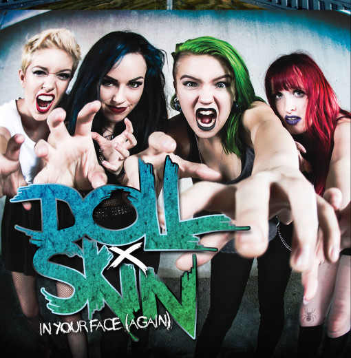 Header-InYourFace(Again)-DollSkin-AlbumArt