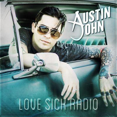 Love Sick Radio - Austin John Winkler - AlbumArt