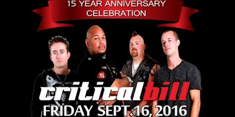 Critical Bill 15th Anniversary Publicity Photo