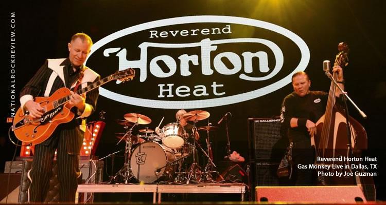 Reverend Horton Heat - Rev (2014)