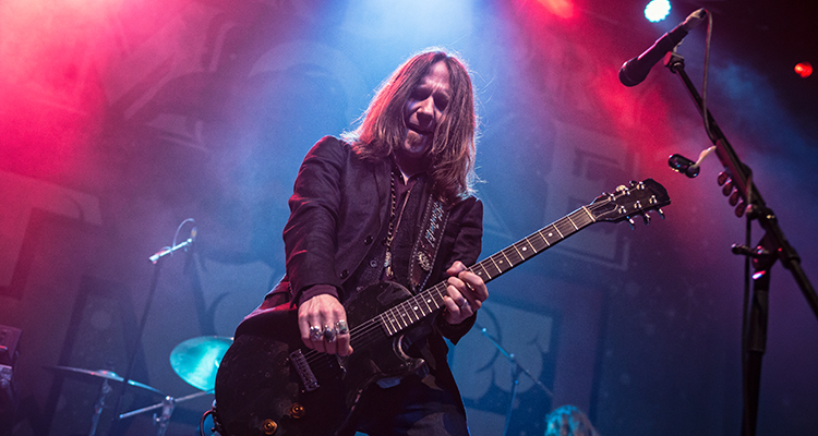 blackberry smoke at the o2 academy newcastle in newcastle uk national rock review. Black Bedroom Furniture Sets. Home Design Ideas