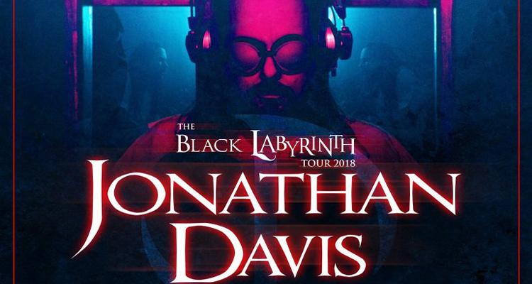 Jonathan Davis 'The Black Labyrinth' Tour To Kick Off This Weekend