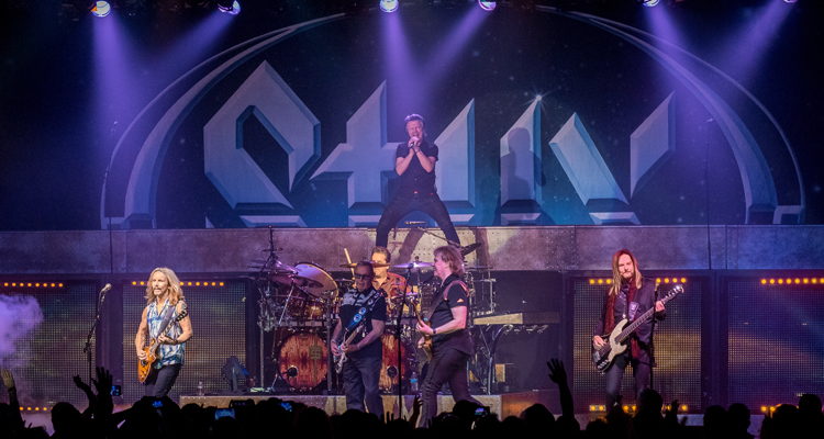Styx At Four Winds Casino In New Buffalo Mi National Rock Review