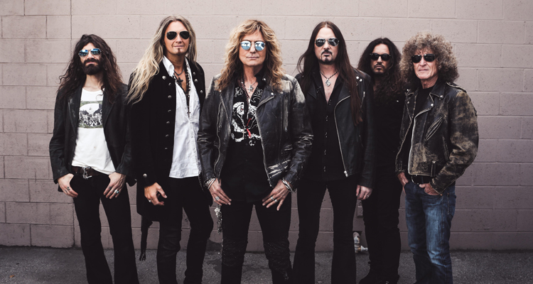 """Whitesnake Release New Studio Album """"Flesh & Blood ..."""