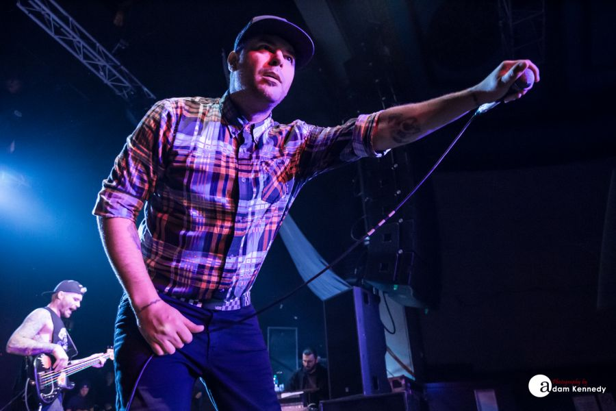 Alien Ant Farm at the O2 Academy Newcastle in Newcastle, UK ...