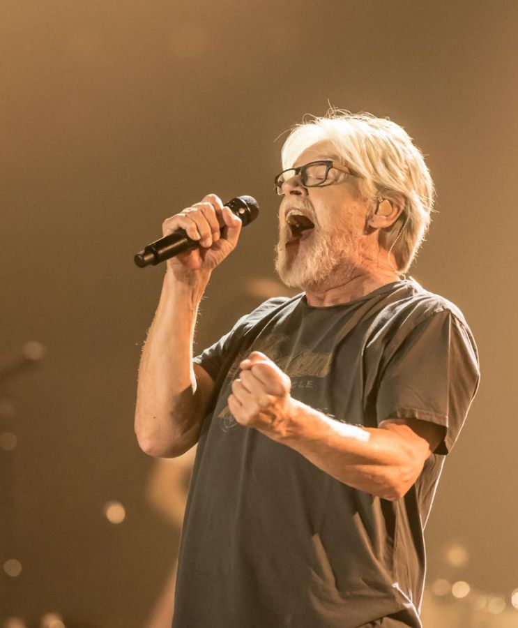 Bob Seger At The Dow Center In Saginaw Mi National Rock