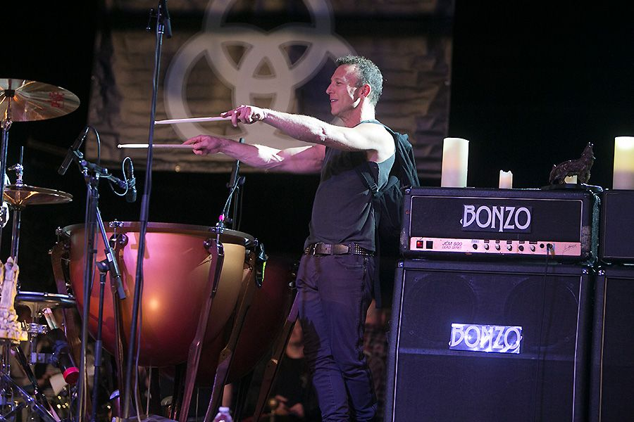 Bonzo Bash at M3 Live in Anaheim, CA on 22-Jan-2016
