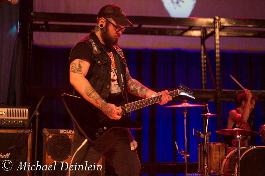 Dead Fest (GodKing) @ The Art Sanctuary in Louisville, KY | Photo by Michael Deinlein
