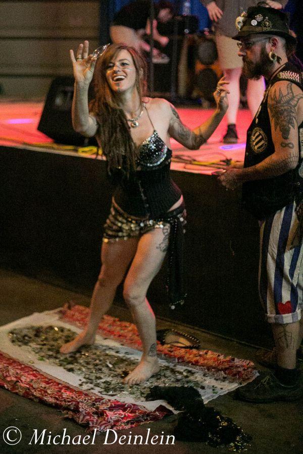 Dead Fest (Octo Claw's Bizarre Bazaar) @ The Art Sanctuary in Louisville, KY | Photo by Michael Deinlein