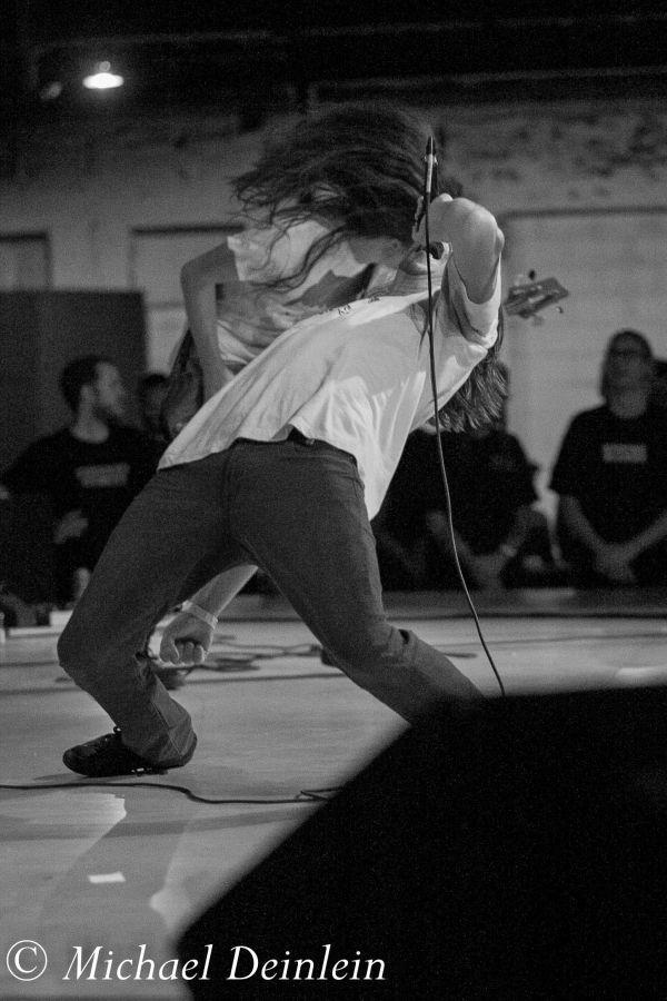 Dead Fest (Greyhaven) @ The Art Sanctuary in Louisville, KY | Photo by Michael Deinlein
