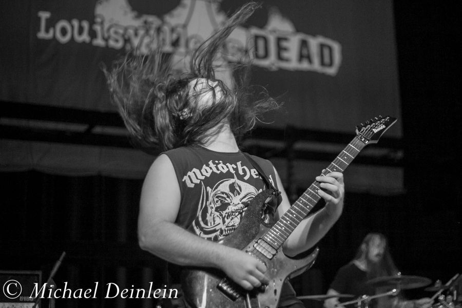 Dead Fest (Cryptic Hymn) @ The Art Sanctuary in Louisville, KY | Photo by Michael Deinlein