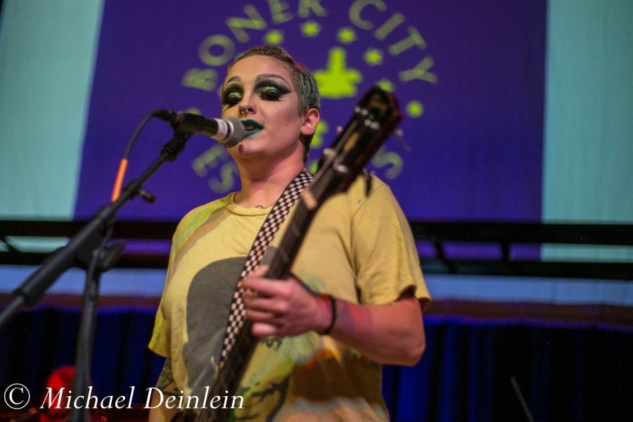 Dead Fest (Boner City) @ The Art Sanctuary in Louisville, KY | Photo by Michael Deinlein