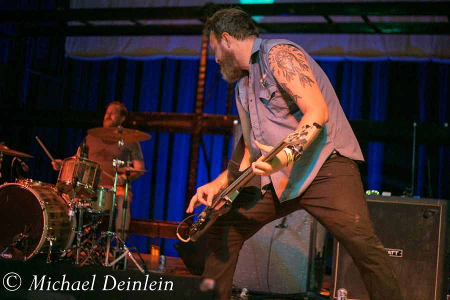 Dead Fest (Waxeater) @ The Art Sanctuary in Louisville, KY | Photo by Michael Deinlein