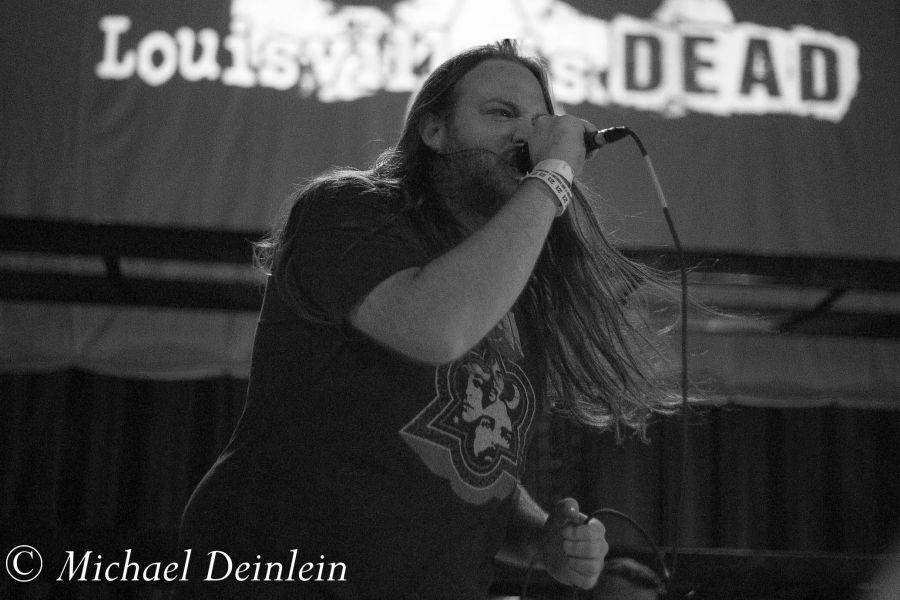 Dead Fest (Blind Scryer) @ The Art Sanctuary in Louisville, KY | Photo by Michael Deinlein