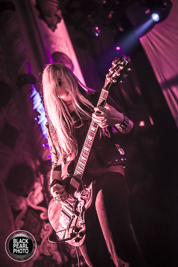 Electric Wizard at The Metro in Chicago, IL on 07-Apr-2015