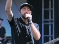 Forecastle Festival (Phantogram) at the Waterfront In Louisville, KY   Photo by Michael Deinlein